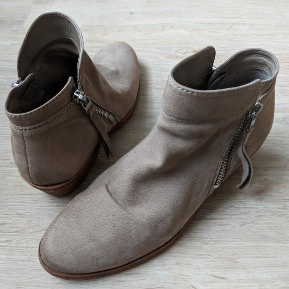 f70689b8a477d8 Sam Edelman Packer Ankle Bootie. M 5b0ab1178df470ffd39310aa